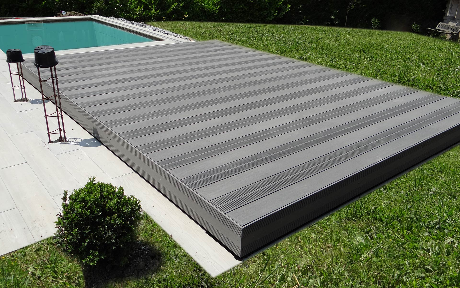 Terrasse mobile s curit piscine informations propos s for Piscine fond mobile tarif